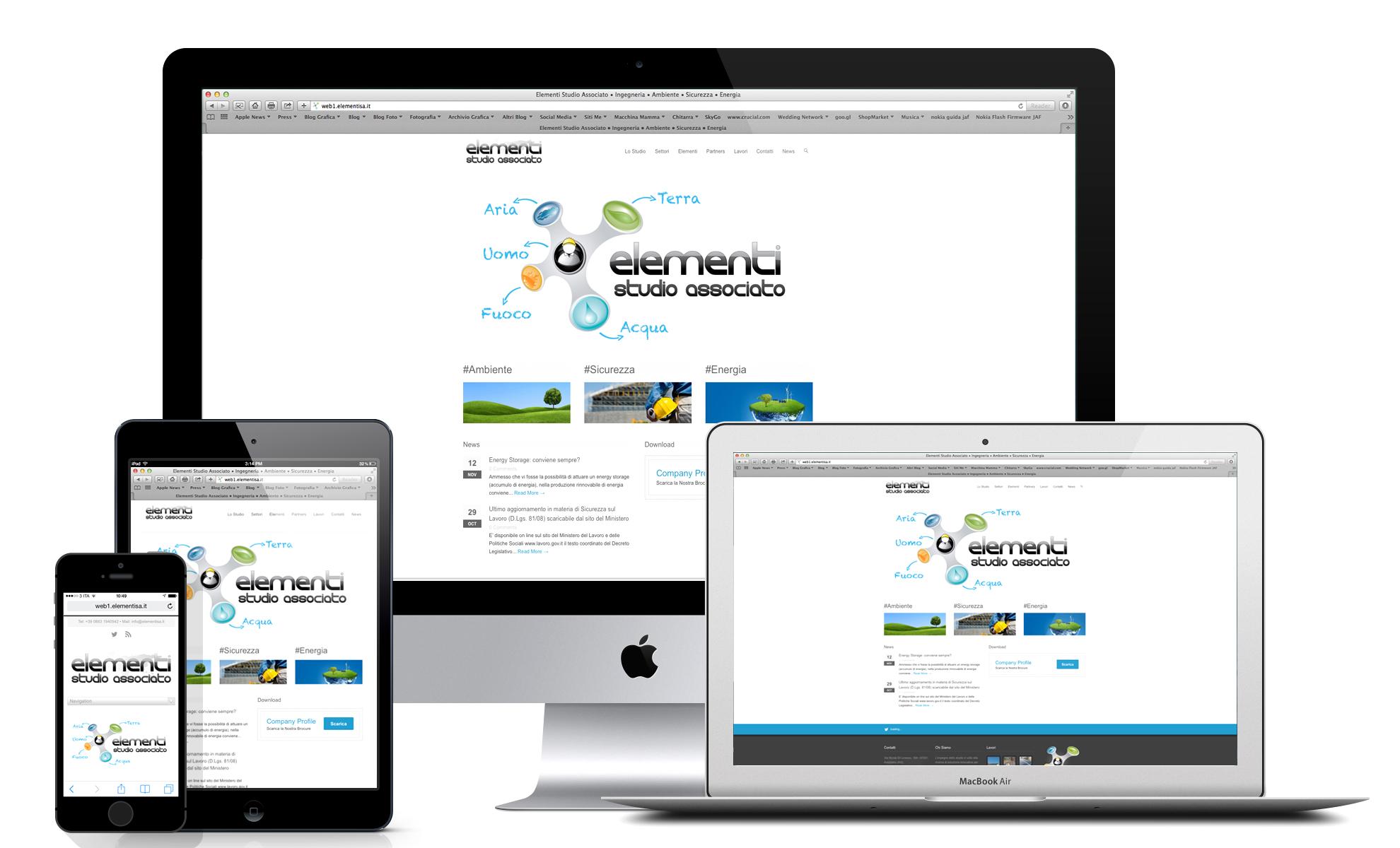 ElementiSa--Web-Site