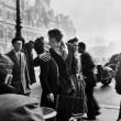 """Robert Doisneau la Storia del """"Bacio davanti all'hotel De Ville"""""""
