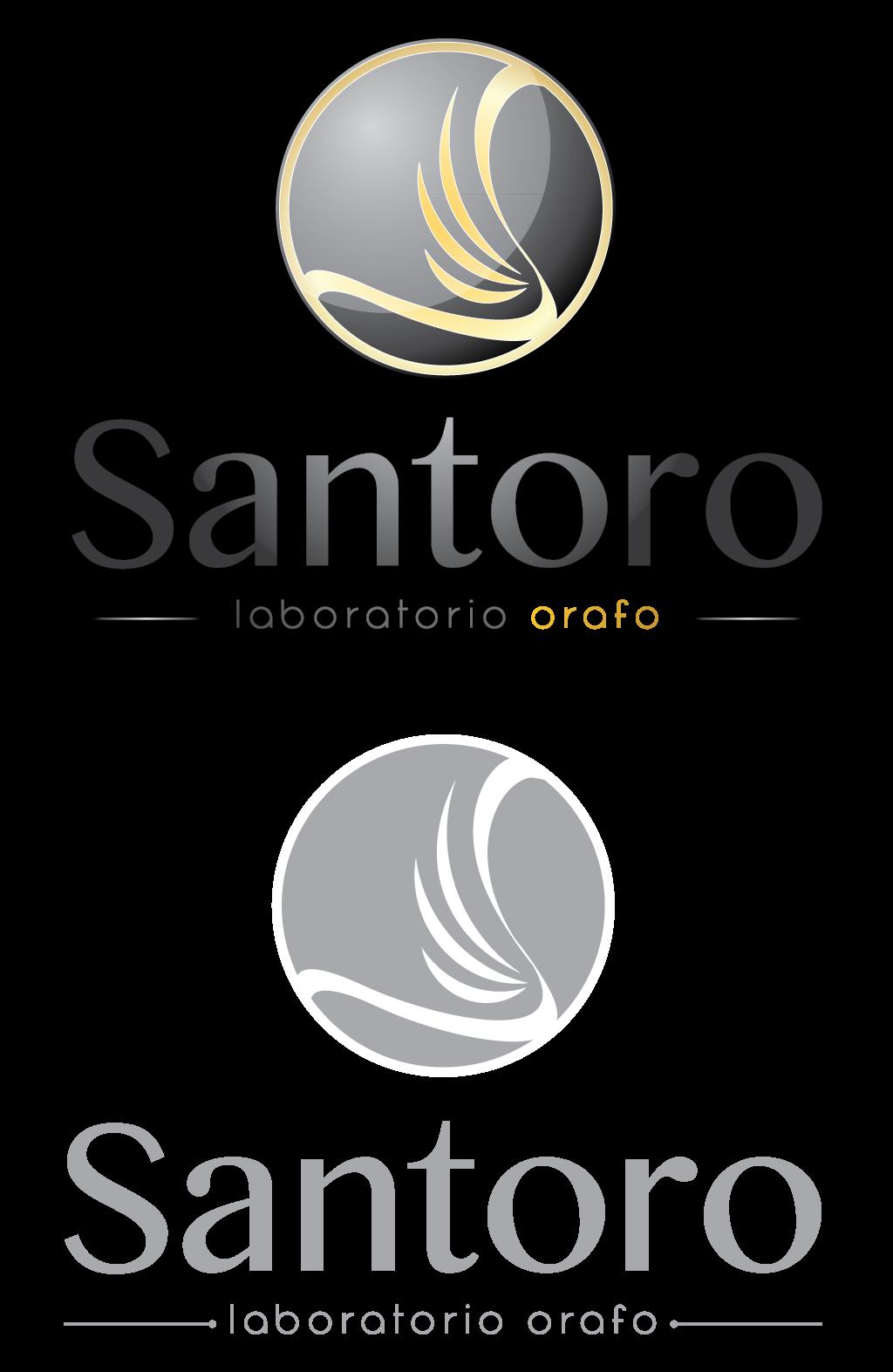 Santoro-Laboratorio-Orafo---Logo