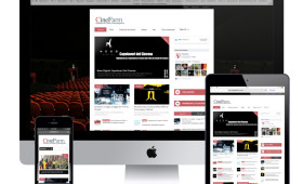 Cinefarm.it Responsive Web Site