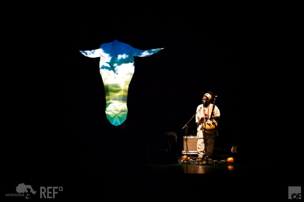 #REF13 - Dj Khalab & Baba Sissoko @Teatro Palladium Roma - #Afrodisia #Metamondi 2013-11-21 at 22-44-12