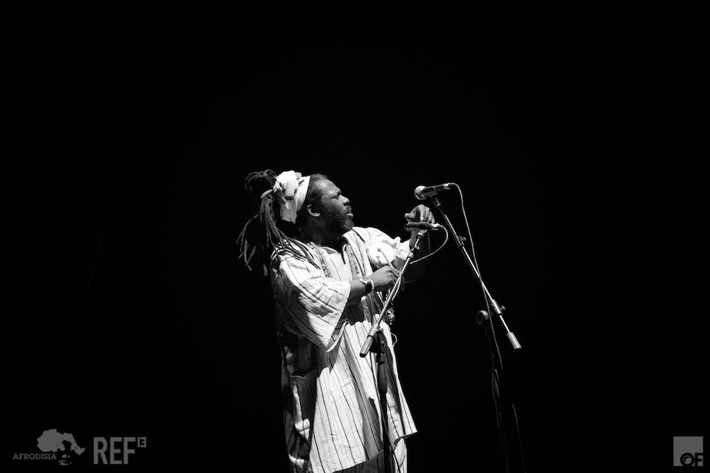 #REF13 - Dj Khalab & Baba Sissoko @Teatro Palladium Roma - #Afrodisia #Metamondi 2013-11-21 at 22-47-55