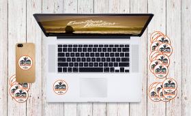 Locals Crew Salento – Sticker