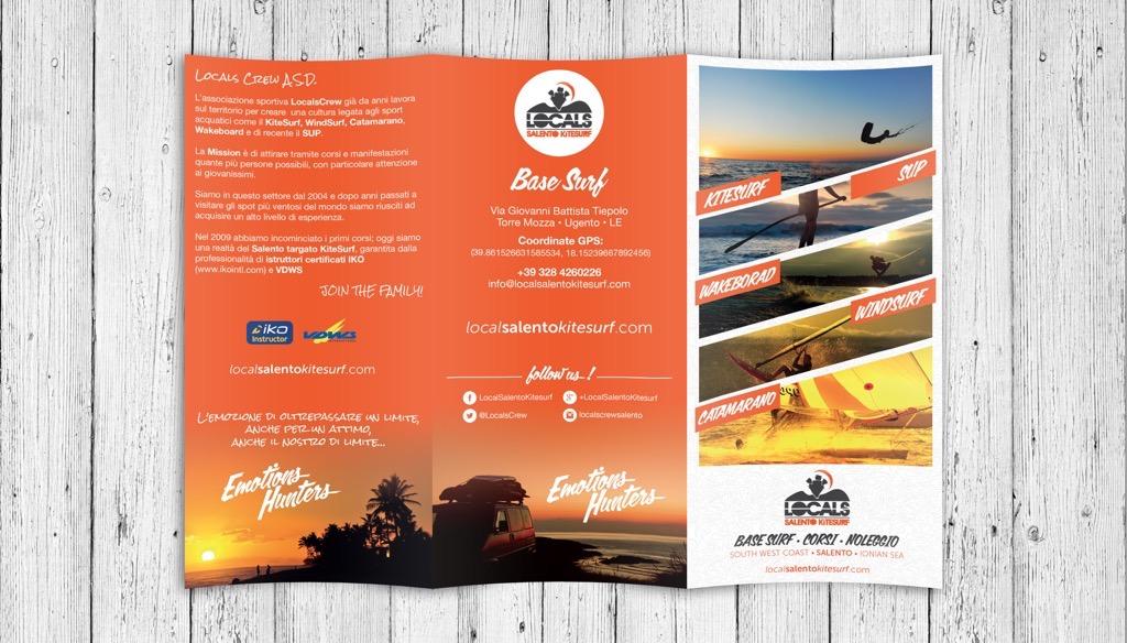 Orlandini-Francesco-Brochure-Locals-Salento-Kitesurf-Front