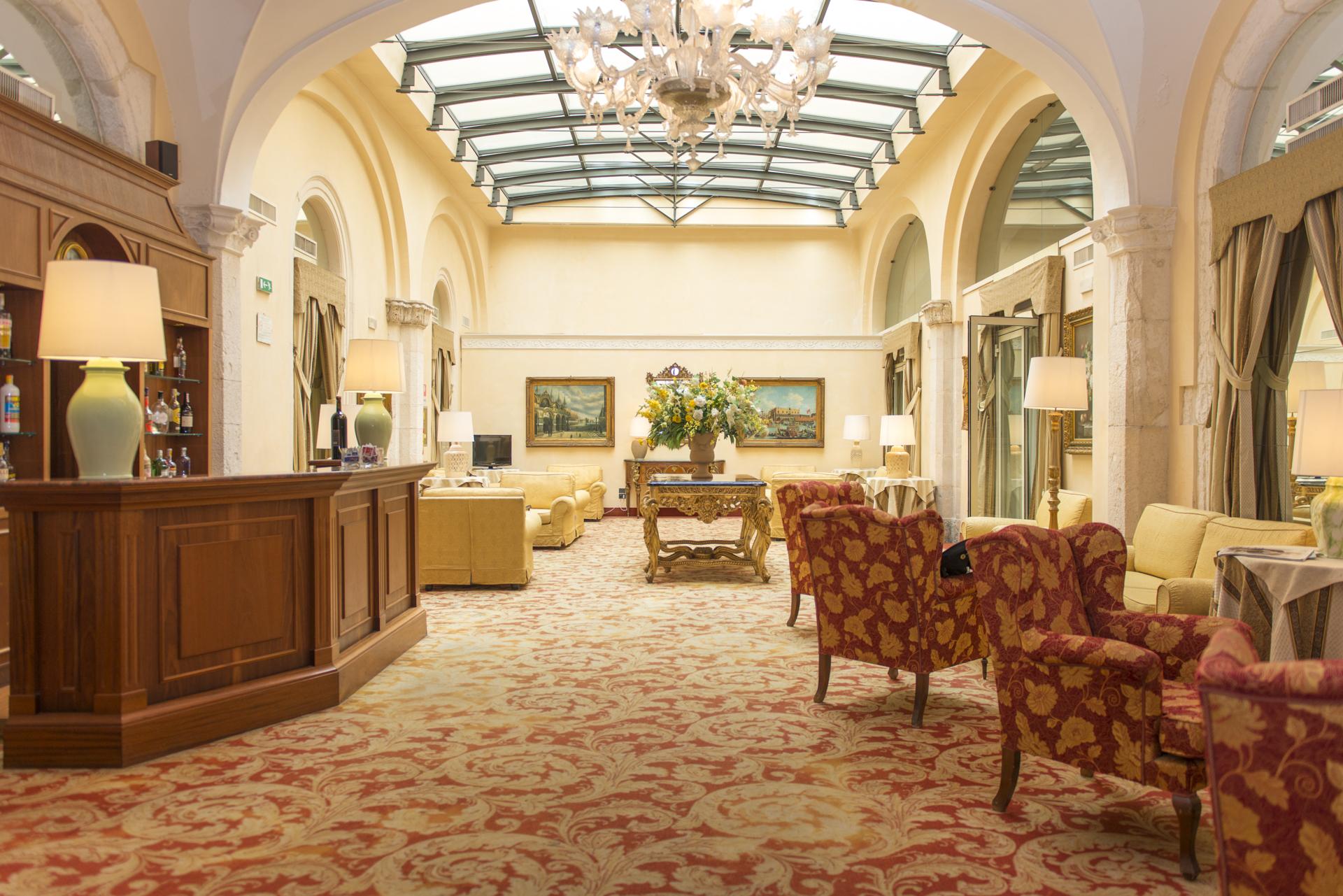 Grand Hotel Intrnazionale - Brindisi_