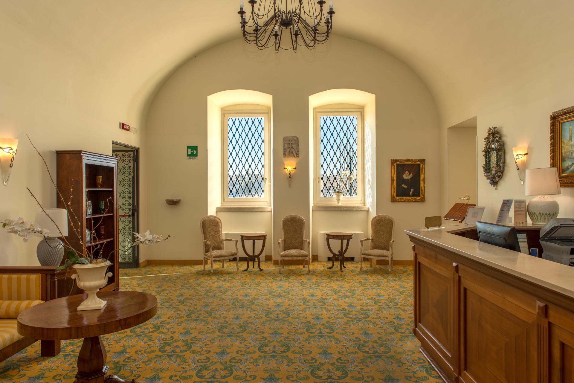 Hotel San Paolo al Convento - Trani_-2
